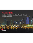 Carrier billing in the Middle East & North Africa