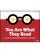 Restaurant Reputation: You Are What They Read
