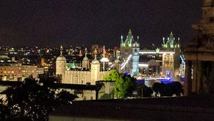 London at night Photo credit: Ryan Cansler