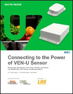 Connecting to the Power of VEN-U Sensor