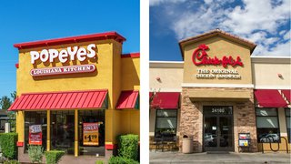Chick-fil-A/Popeyes chicken war yanked August business away from other QSRs