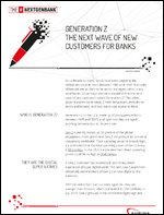 GENERATION Z - The Next Wave of Customers for Banks