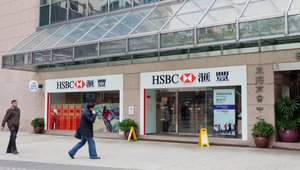 HSBC limits access to certain Hong Kong branches, ATMs due to protests