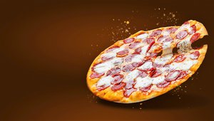 Pizzeria digital signage: Great content makes the pies fly