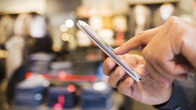 Key facts driving customer demand for in-store technological disruption