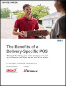 The Benefits of a Delivery-Specific POS