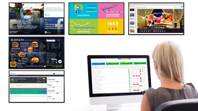 Signagelive launches Web Content License for digital signage