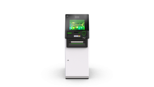 NCR debuts compact addition to family of cash-recycling ATMs