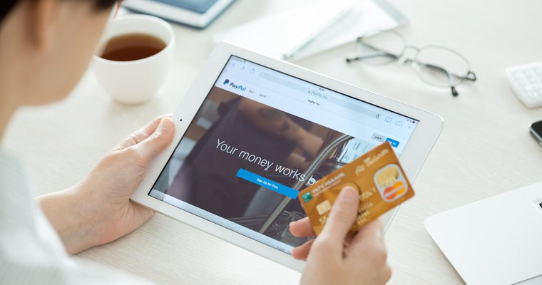 Paypal Mastercard Europe