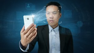 Mobile payments tapping facial recognition hardware