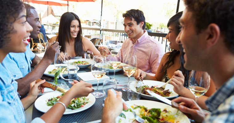 How Outdoor Seating Can Increase Your Revenues By 30 Fast Casual