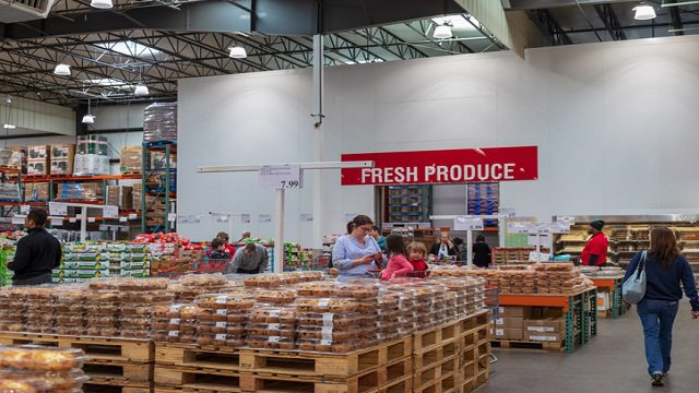 Costco Sets Up Hours For Senior Shopping Due To Coronavirus