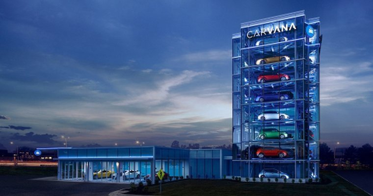 Carvana reports strong Q2 2021 results