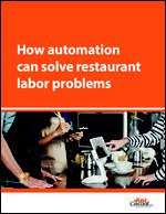 How automation can solve restaurant labor problems