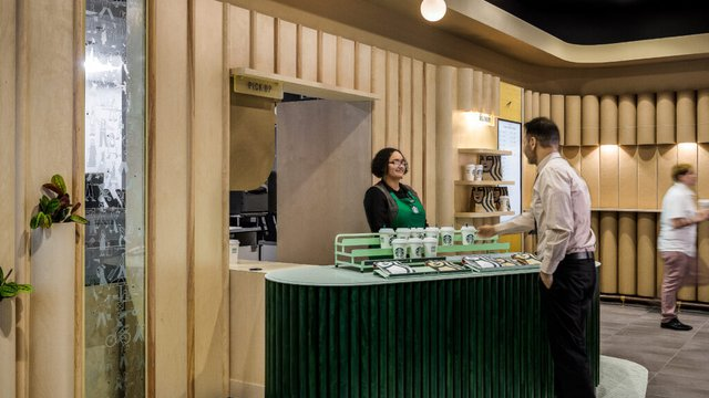 watch 50% price online retailer Starbucks opening mobile-only location in NYC | Fast Casual