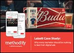 Labatt Case Study: Why every marketer should be rushing to test their digital ads