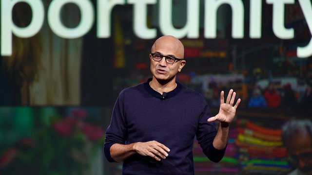 Microsoft CEO: Tech intensity is the key to retail victory