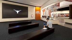 University of Texas installs PixelFlex LED display for Hall of Fame