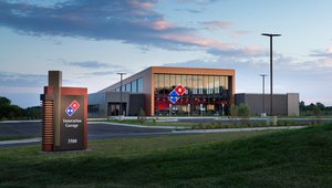 Domino's doubles down on tech innovation with new 'Garage'