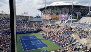 Bannister Lake delivers digital signage to US Open Tennis Championships