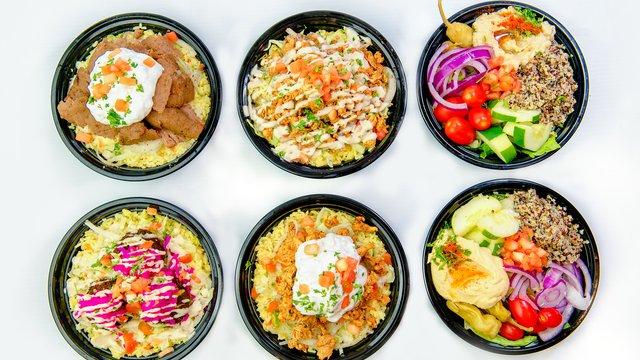 Pita Mediterranean Street Food ajoutant des unités 5 unités en 2020