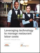 Leveraging technology to manage restaurant labor costs
