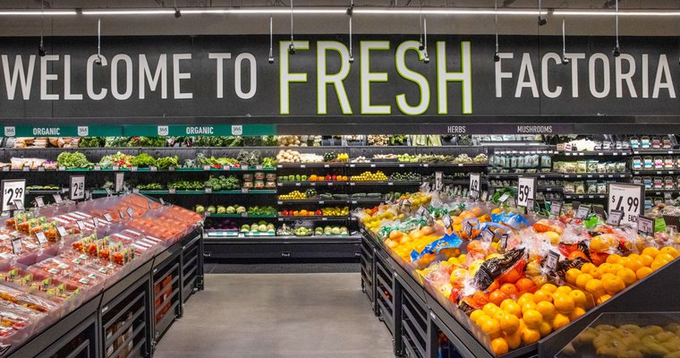Amazon launches another Fresh location
