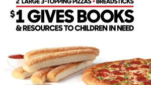 Pizza Hut campaign helps needy kids 'read up' inclusively