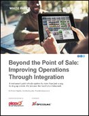 Beyond the Point of Sale: Improving Operations Through Integration