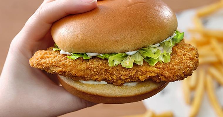 Plant-based KFC sandwich permanently joining Canadian menu