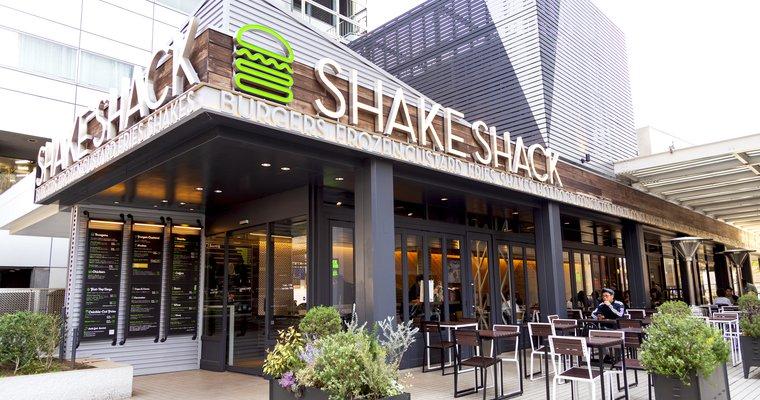Shake Shack's sales drop triggers app upgrade
