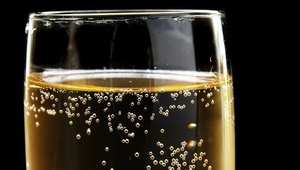 Bubbling to the top — champagne time for NonStop!