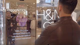 H&M enhances customer engagement with digital signage
