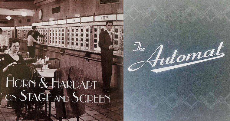 'The Automat' – a great read for those interested in convenience services, past, present and future