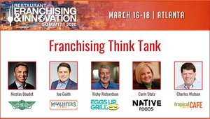 Wingstop, McAlister's Deli, Tropical Smoothie leaders among RFIS closing keynote panelists