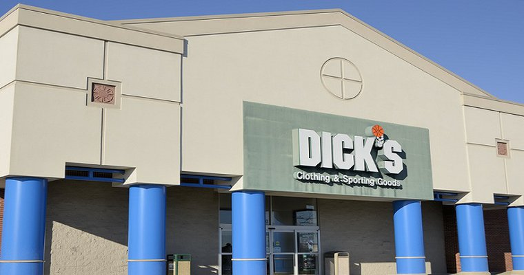 Dick's CEO stepping down after 36 years at helm