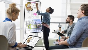 Samsung unveils Flip 2 digital interactive display