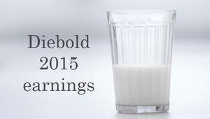 Is Diebold's glass half empty ... or half full?