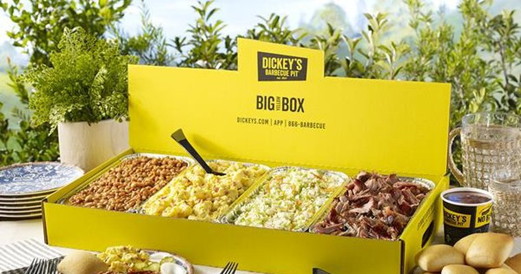 Dickey's doubles down on ghost kitchen deployment