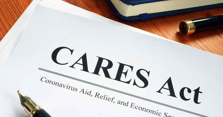 Image result for CARES Act