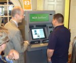 NCR video teller is an ATM with the human touch