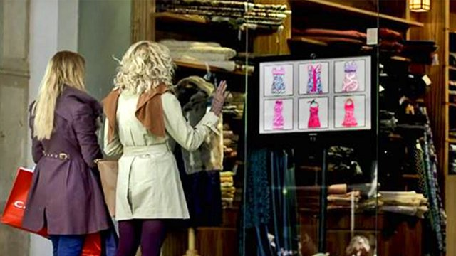 Taking a look at 'outside-the-box' digital signage