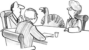 Is it time for restaurateurs to really talk turkey?