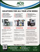ACG Solutions for all your ATM Needs