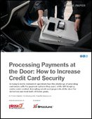 Processing Payments at the Door: How to Increase Credit Card Security