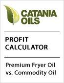 Catania Oils Profit Calculator - Using Premium Oils