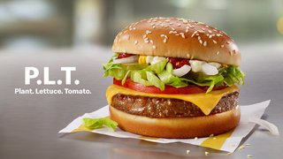 McDonald's tags Beyond for plant-based burger test in Canada