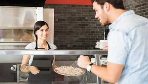 Like toppings on pizza, pictures portray your brand's personality on social media