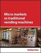 Micro markets vs traditional vending machines