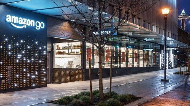 Amazon Go Store To Offer Fountain Soda Espresso Hot Foods
